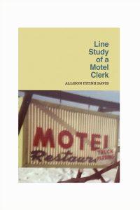 Line Study of a Motel Clerk by Allison Pitinii Davis