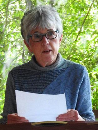 Picture of Claire Rubin